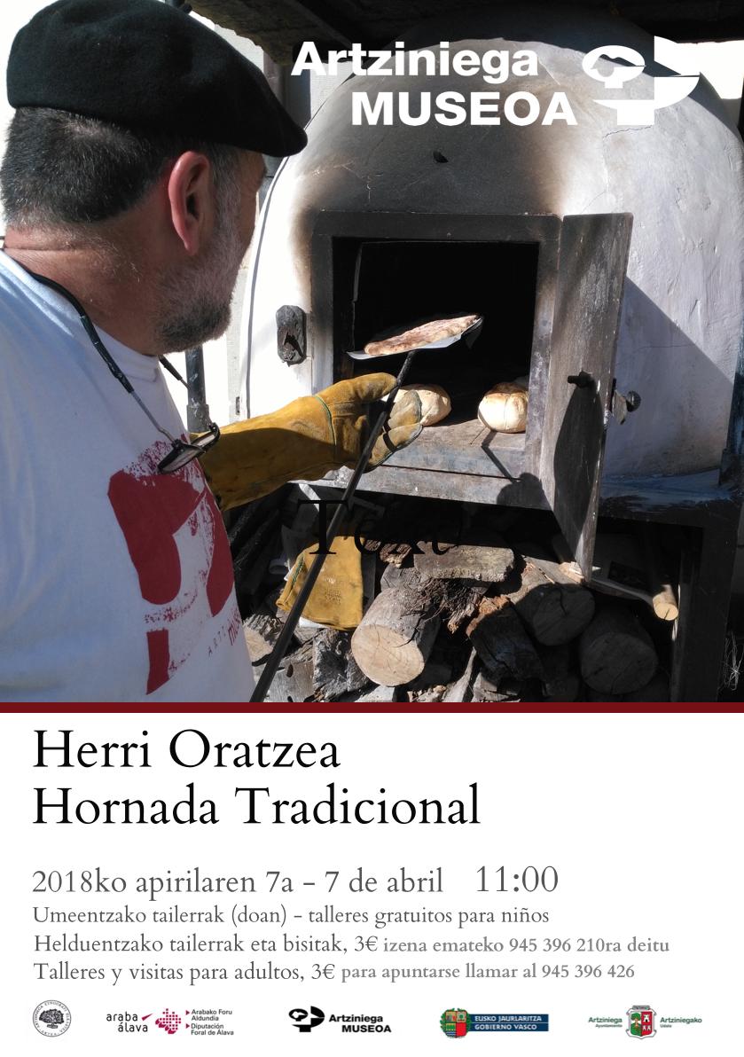 HERRI ORATZEA-AMASADO TRADICIONAL 2018