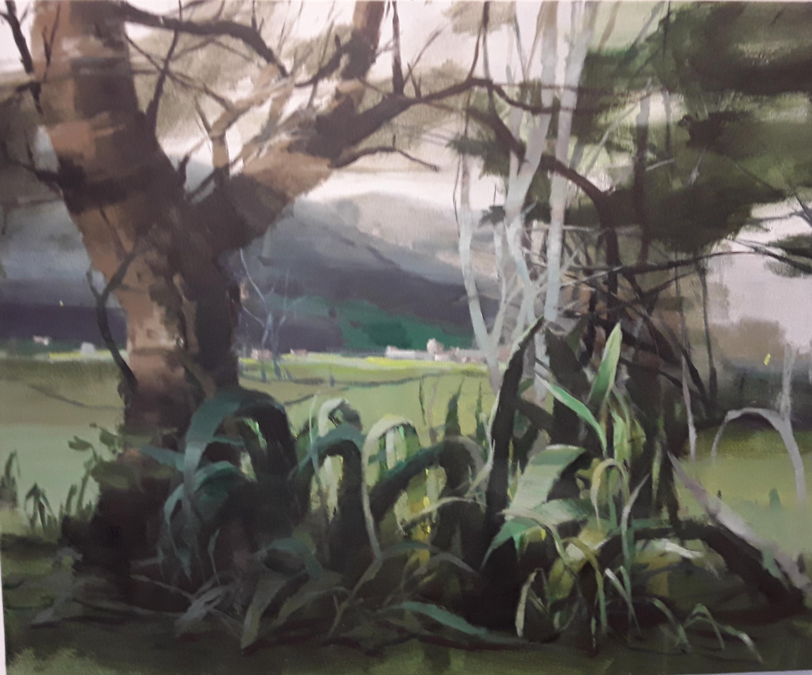 XXII Artziniega Hiriko Margo Lehiaketa/XXII Concurso de Pintura Villa de Artziniega