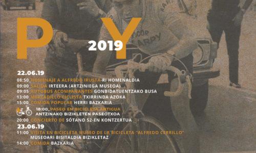III Martxa Ciclista Clásica-LA KARPY-III Txirrindula Klasikoentzako Ibilaldia